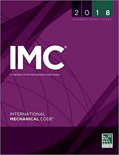 2018 International Mechanical Code (International Code