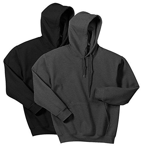1 Adult Hooded Sweatshirt - 7
