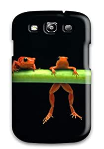 Premium Protection Dangling Frog Legs Case Cover For Galaxy S3- Retail Packaging