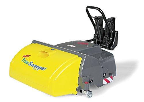 Schneider 40 970 9 - Kehrmaschine rollyTrac Sweeper von rolly toys