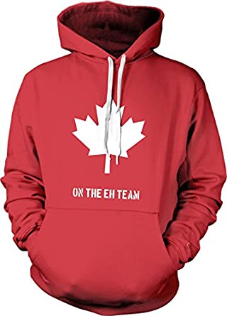 Amazon.com: Eh Team Canada Sweater Funny Canadian Shirts Novelty ...