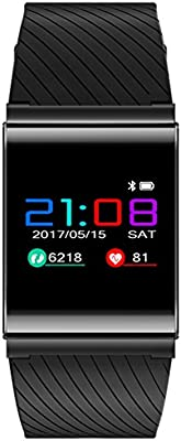 UxradG Fitness Tracker, X9-Pro Smart Bracelet Blood Pressure Watch ...