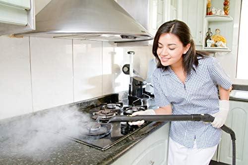 MovilCom® - Limpiador Vapor | Vaporeta Limpieza hogar | Máquina De Limpieza Vapor Alta presión 4 Bares - 2000W | Desinfección, Esterilización, Ácaros: Amazon.es: Hogar