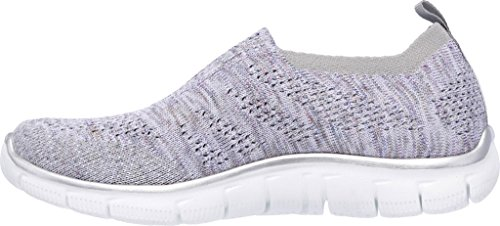 Skechers Damen Empire-Inside Look Sneakers Grey/Multi