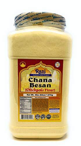 Rani Chana Besan Chickpeas