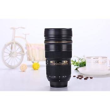 Nikon Travel Coffee Mug