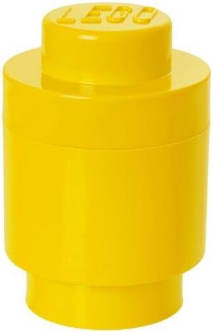 LEGO Round Storage Box 1, Yellow