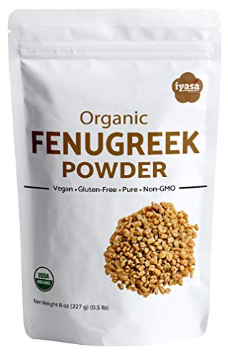 Fenugreek Flavoring Lactation Superfood Resealable product image