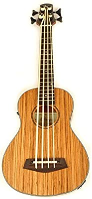 Hadean Acoustic Electric Bass Ukulele UKB-22