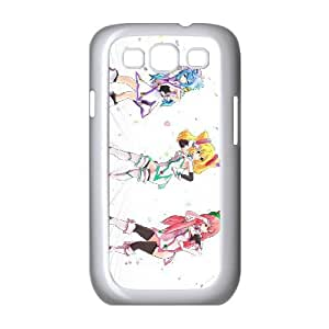 Hacka Doll 3 plastic funda Samsung Galaxy S3 9300 cell phone case funda white cell phone case funda cover ALILIZHIA13958