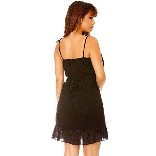 Miss Wear Line -  Vestito  - Senza spalline  - Donna