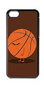 HeartCase Hard Case for Apple iPhone 5C ( Basketball Sport )