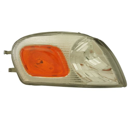 1997-2005 Chevrolet/Chevy Venture, 1997-2004 Oldsmobile/Olds Silhouette, 1999-2005 Pontiac Montana & 1997-2000 Trans Sport Park Van Corner Light Turn Signal Marker Lamp Right Passenger Side (1997 97 1998 98 1999 99 2000 00 2001 01 2002 02 2003 03 2004 04 2005 05)
