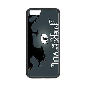 "Pierce the Veil Hard Case For Apple Iphone 6,4.7"" screen Cases TPUKO-Q862465"
