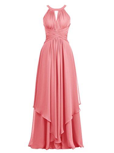 Pink A-line Jewel - 2