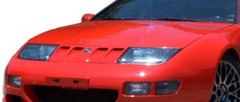 Vaero Duraflex Replacement for 1990-1996 Nissan 300ZX Z32 Type X Grille 1 Piece