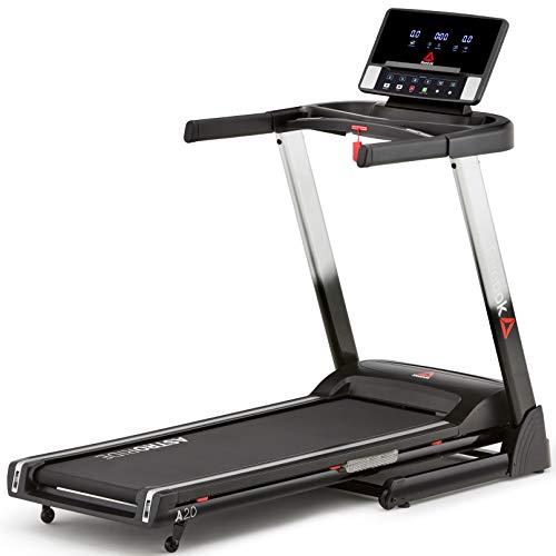 Reebok A2.0 Treadmill – Silver – 120V