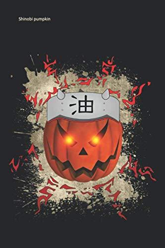 Shinobi pumpkin: eater mangekyo sharingan ninja eye