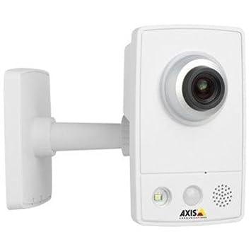 Axis M1033-W - Cámara de vigilancia, color blanco