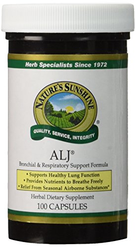 Naturessunshine ALJ Supports Healthy Lung Function…