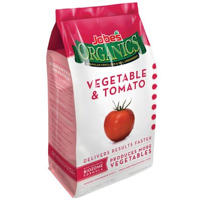 Jobes Organic Vegetable & Tomato Fertilizer