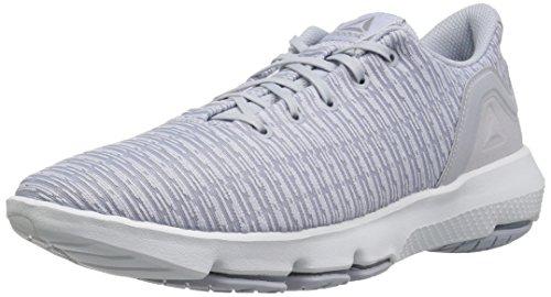 - Reebok Women's Cloudride DMX 3.0 Walking Shoe, Cloud Grey/Spirit White/w, 7 M US