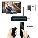 Built-in Motion Plus 2 in 1 Wireless Remote