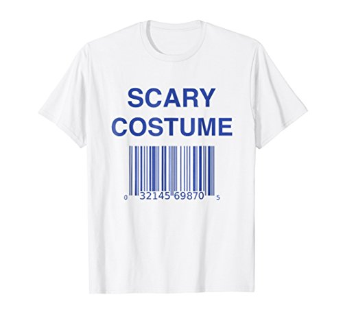 Funny Generic Scary Costume Halloween Costume (Home Halloween Costumes Last Minute)