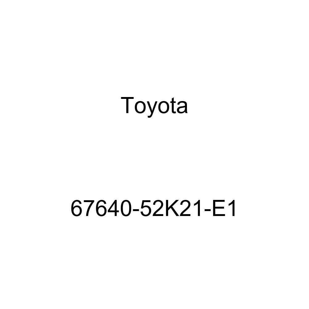 Genuine Toyota 67640-52K21-E1 Door Trim Board