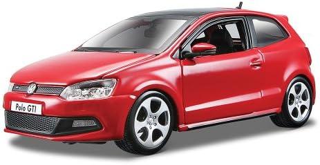 Bburago - Volkswagen Polo coche de escala 1:24 , colores ...