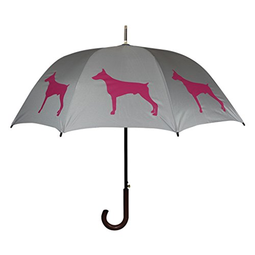 San Francisco Umbrella Silver Doberman product image
