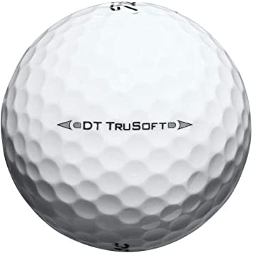 TITLEIST 50 DT TruSoft Golf Lake Balls. Calidad de Perla ...
