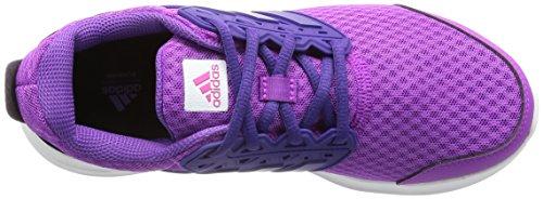 adidas Galaxy 3W, Zapatillas de Running Para Mujer Morado (Pursho / Negbas / Ftwbla)