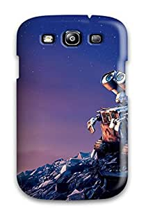 Perfect Fit TKiHgMW5859eVPvC Wall-e On Earth Case For Galaxy - S3 BY icecream design