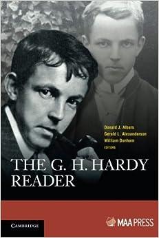 The G. H. Hardy Reader (Spectrum)