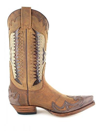 Boots 13171 Sendra Marrone Chocolate Stivali Marrone uomo marrone Ours d5w57nxr