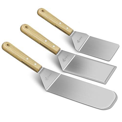 XI-HOME BBQ Metal Grilling Spatula