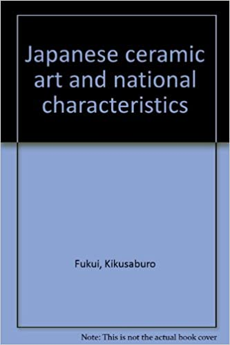 Japanese ceramic art and national characteristics