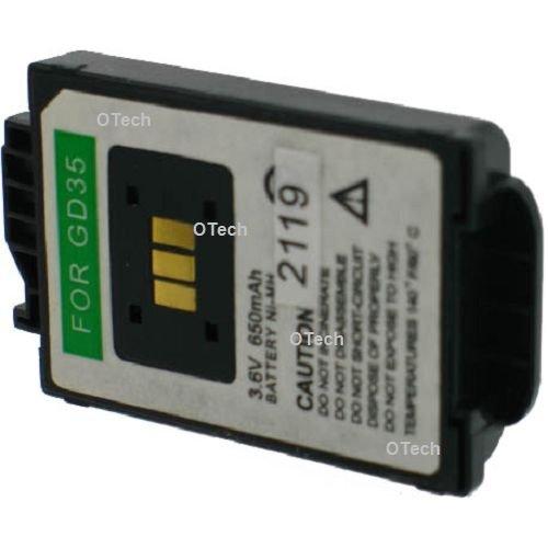 Battery OTech for PAN GD35 3.6V Ni-Mh 650mAh