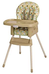Graco SimpleSwitch Highchair and Booster, Zooland