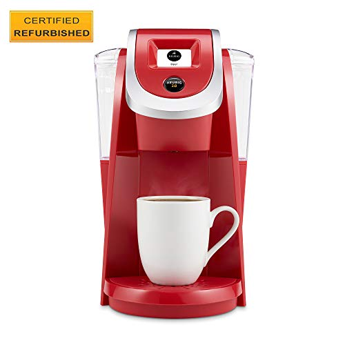 Keurig K200 Coffee Maker, Strawberry (Renewed)