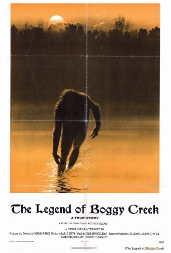 Legend of Boggy Creek Movie Poster