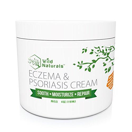 Eczema Psoriasis Treatment Beli Murah Eczema Psoriasis: Wild Naturals Eczema & Psoriasis Cream, For Dry, Irritated