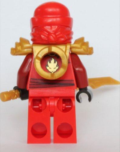 [해외]LEGO Ninjago - 카이 ZX (갑옷과 용의 검)/LEGO Ninjago - Kai ZX with Armor and Dragon Sword