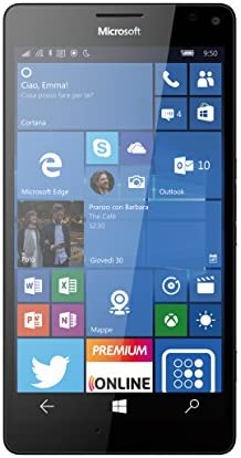 Microsoft Lumia 950 XL - Smartphone Libre Windows (4G, Pantalla ...