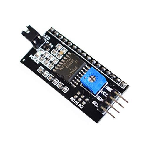 20PCS / LOT IIC / I2C /インターフェイスLCD 1602 2004 LCDアダプタープレート