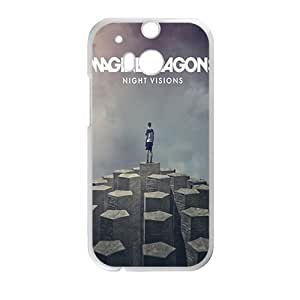 Imagine night vision fashion plastic phone case for Htc One M8
