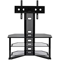 Z-Link ZL54144MU TV Stand for 44-Inch TV, Madrid Glass (Discontinued by Manufacturer)