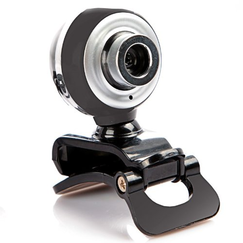 KINGZER USB 2.0 360 Degree 50M PC Camera HD Web cam Camera with MIC for Computer Laptop from KINGZER