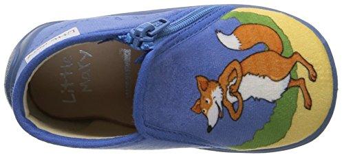 Little Mary Zecorbeau - Zapatos para bebes para bebés Azul (bleu ciel)